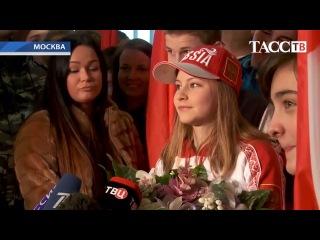 """Юлия Липницкая: выступая в """"одиночке"""", волноваться буду меньше"""